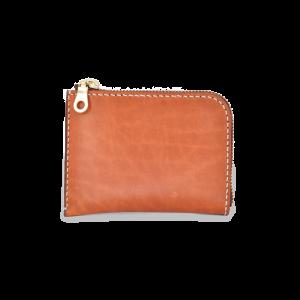 DOZI皮革 L型零錢包