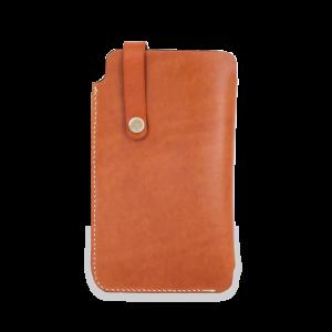 DOZI皮革 單釦手機套