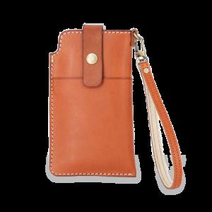 DOZI皮革 手拿拉式手機套