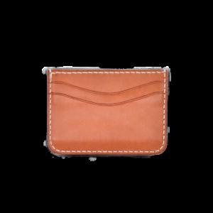 DOZI皮革 橫式雙邊名片夾 卡夾