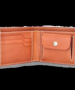 DOZI皮革 短夾1號 零錢袋功能