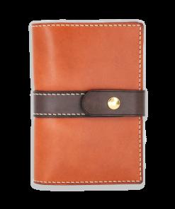 DOZI皮革 筆記本式護照套