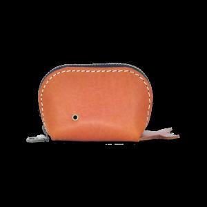 DOZI皮革 鯨魚零錢包